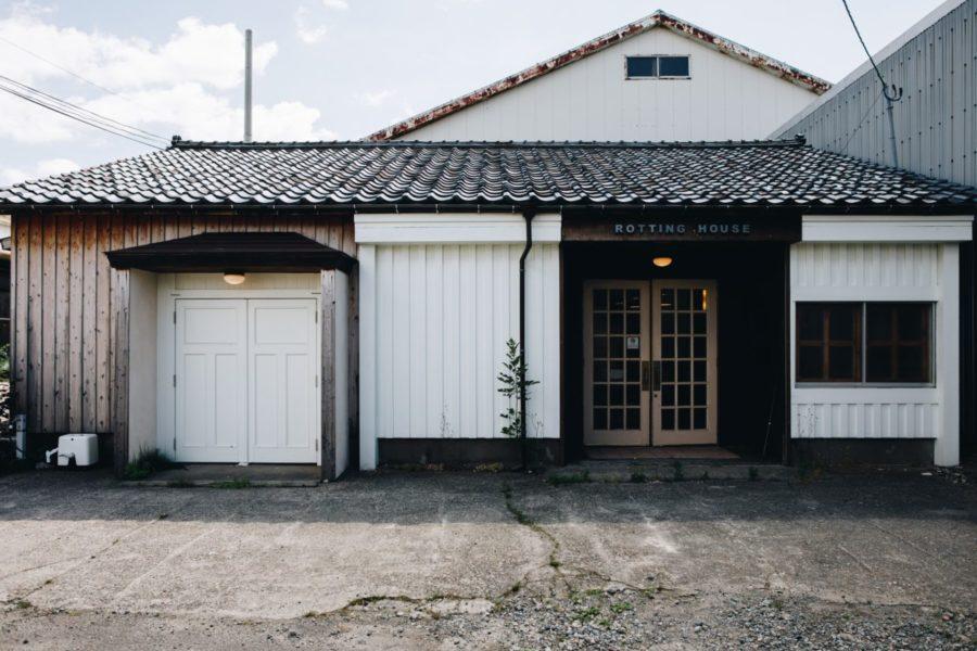 ROTTING HOUSE